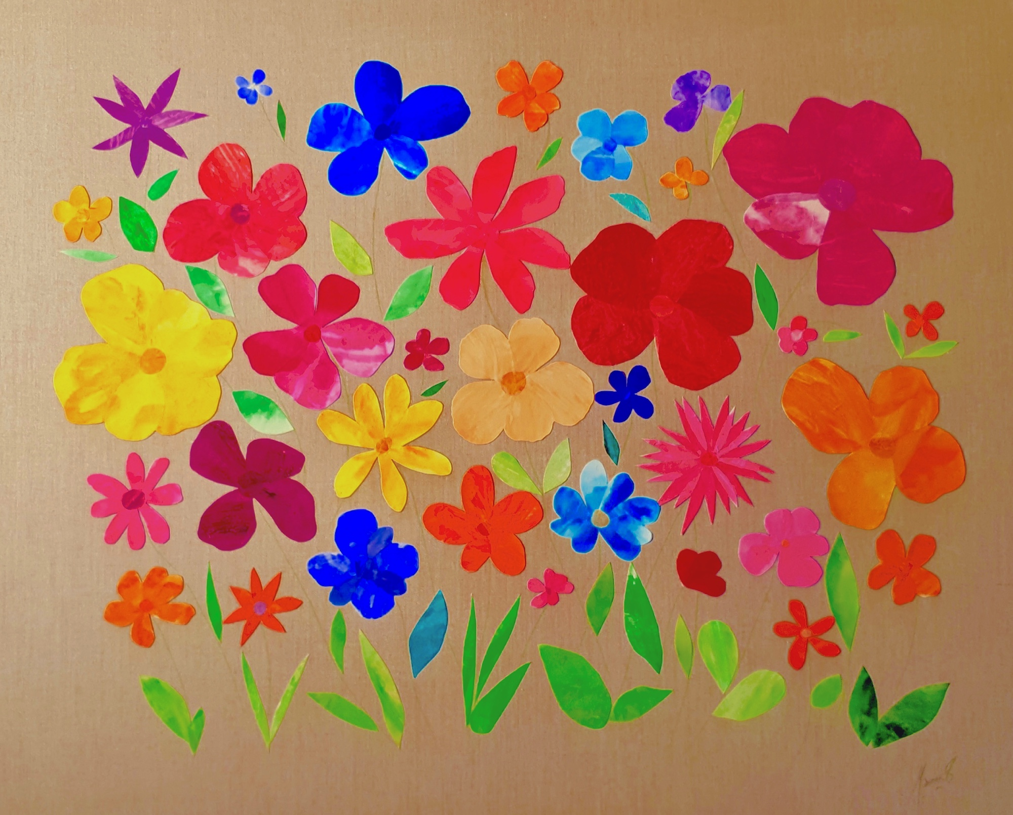 MAMI / Images et Poésie,  The Flowers