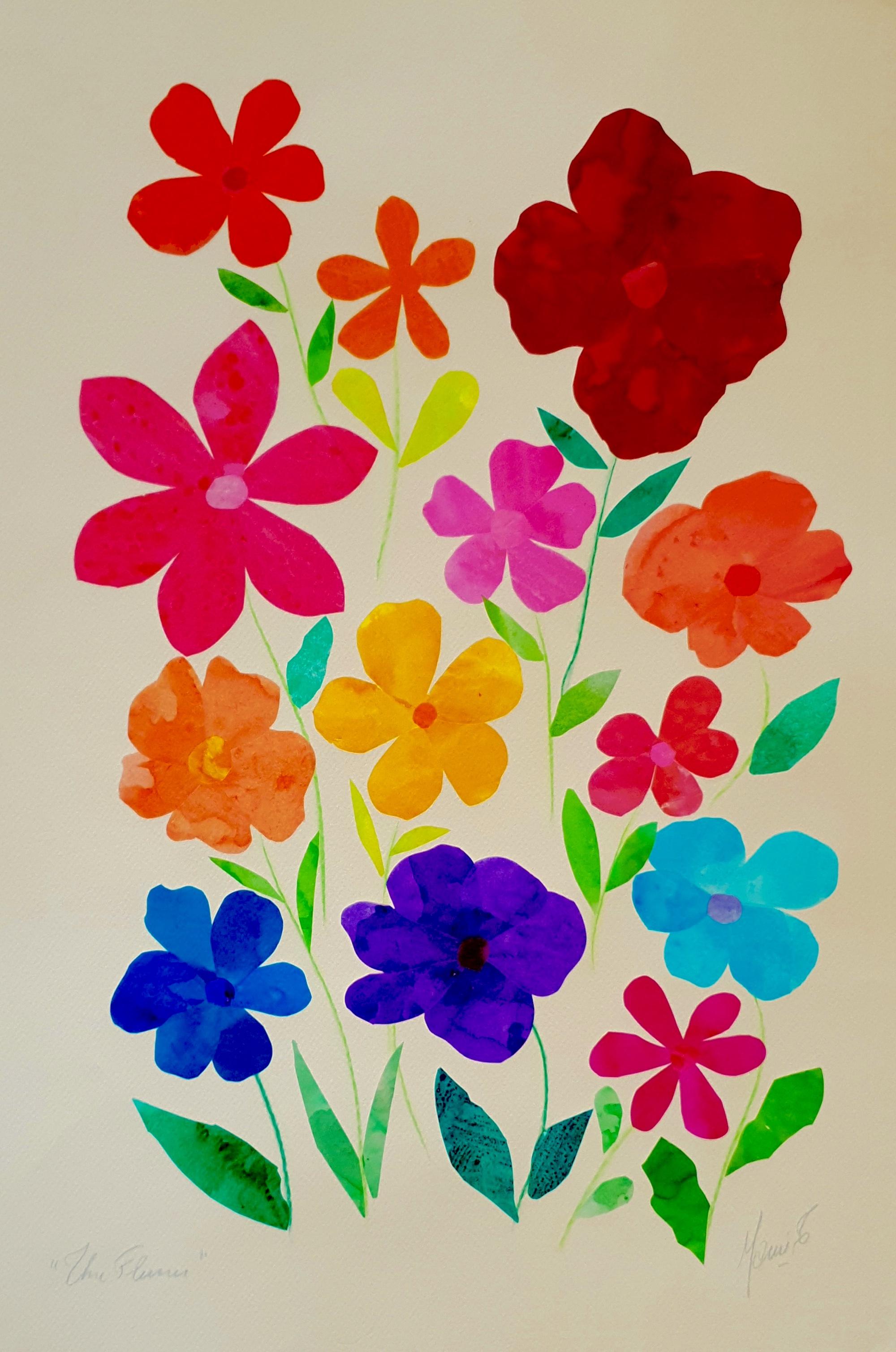MAMI/ Images et Poésie, The Flowers