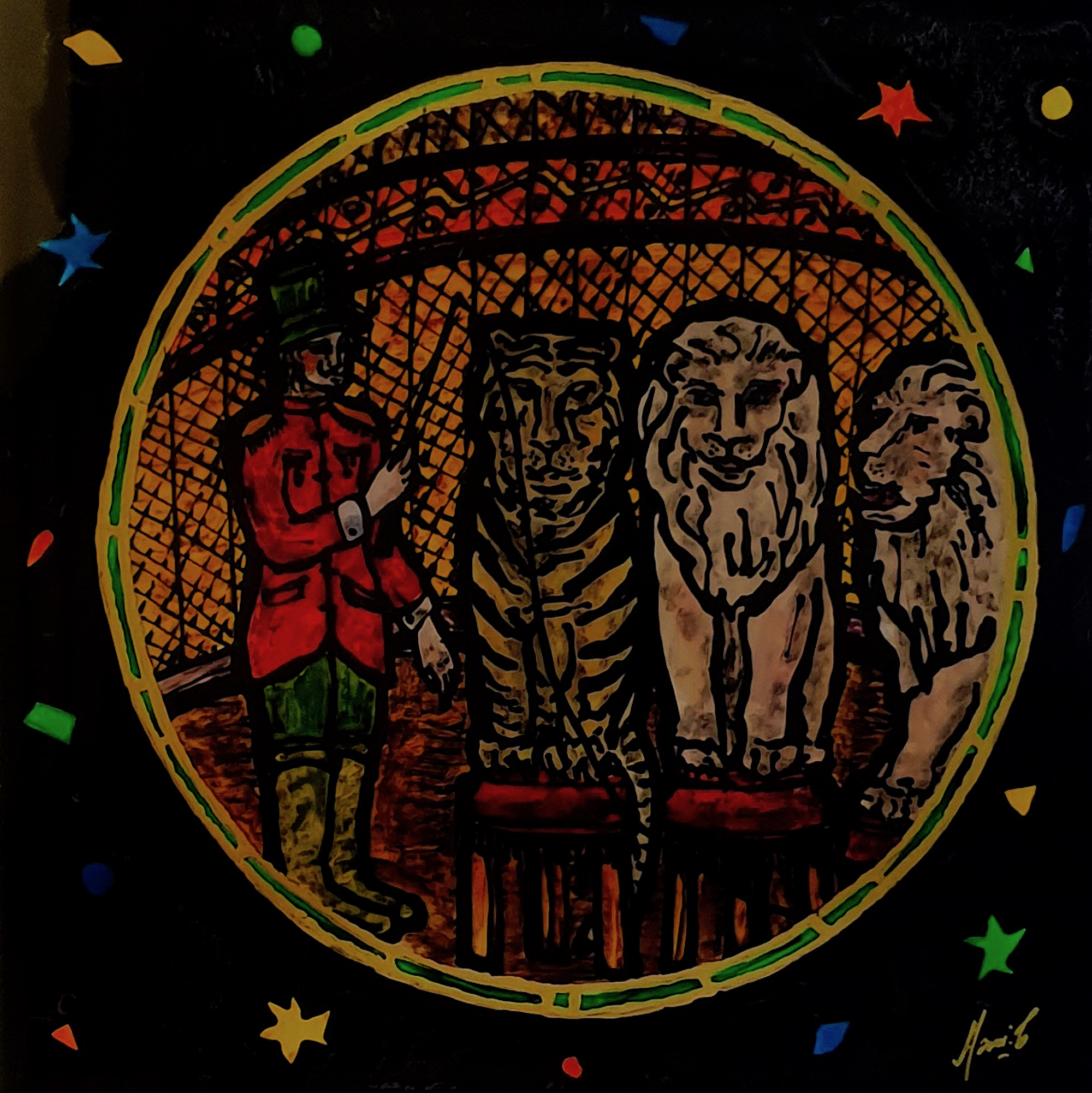 MAMI/ Images et Poésie, De l'Esprit du Cirque