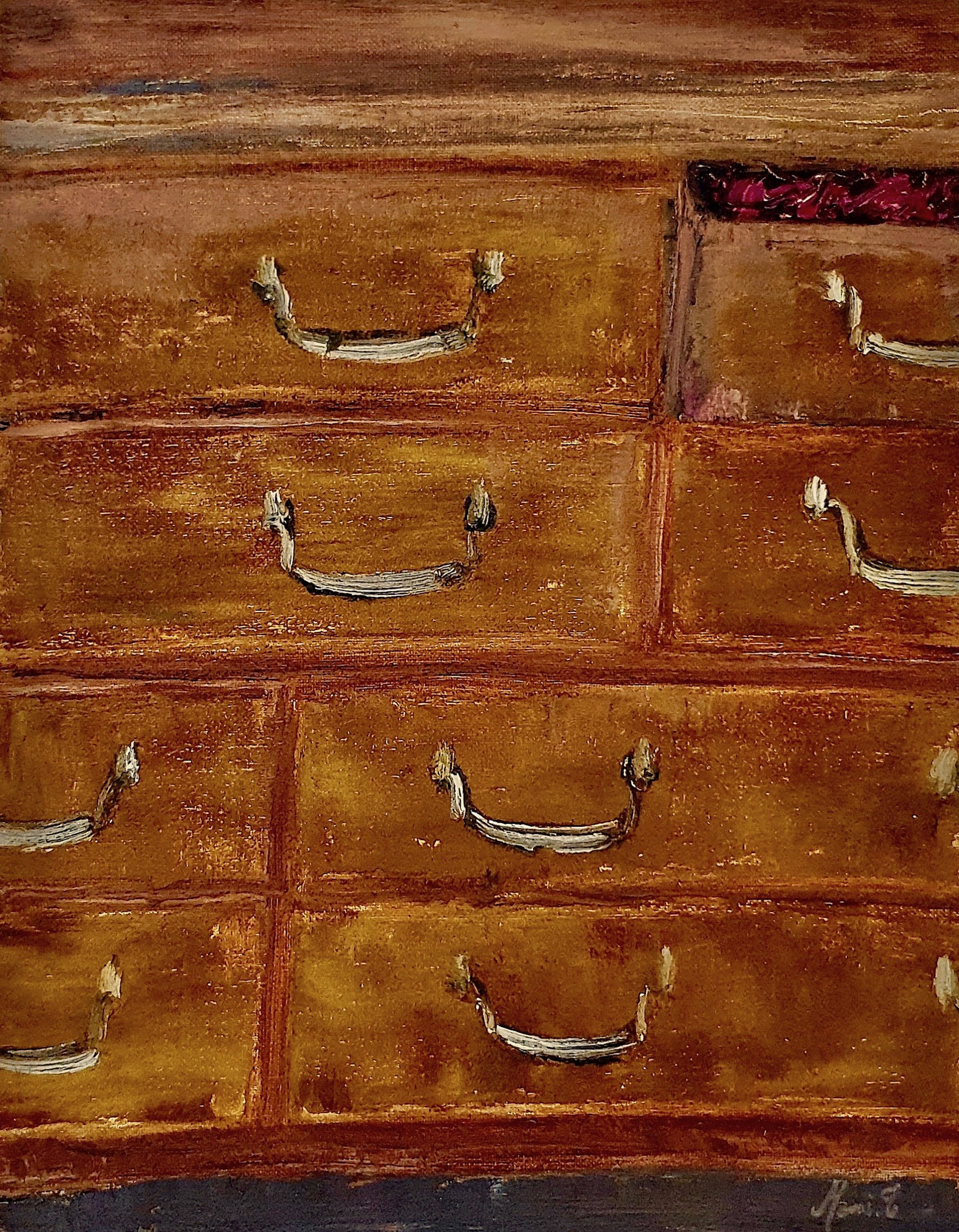 MAMI / Images et Poésie, JAZZ MOOD (The drawers )