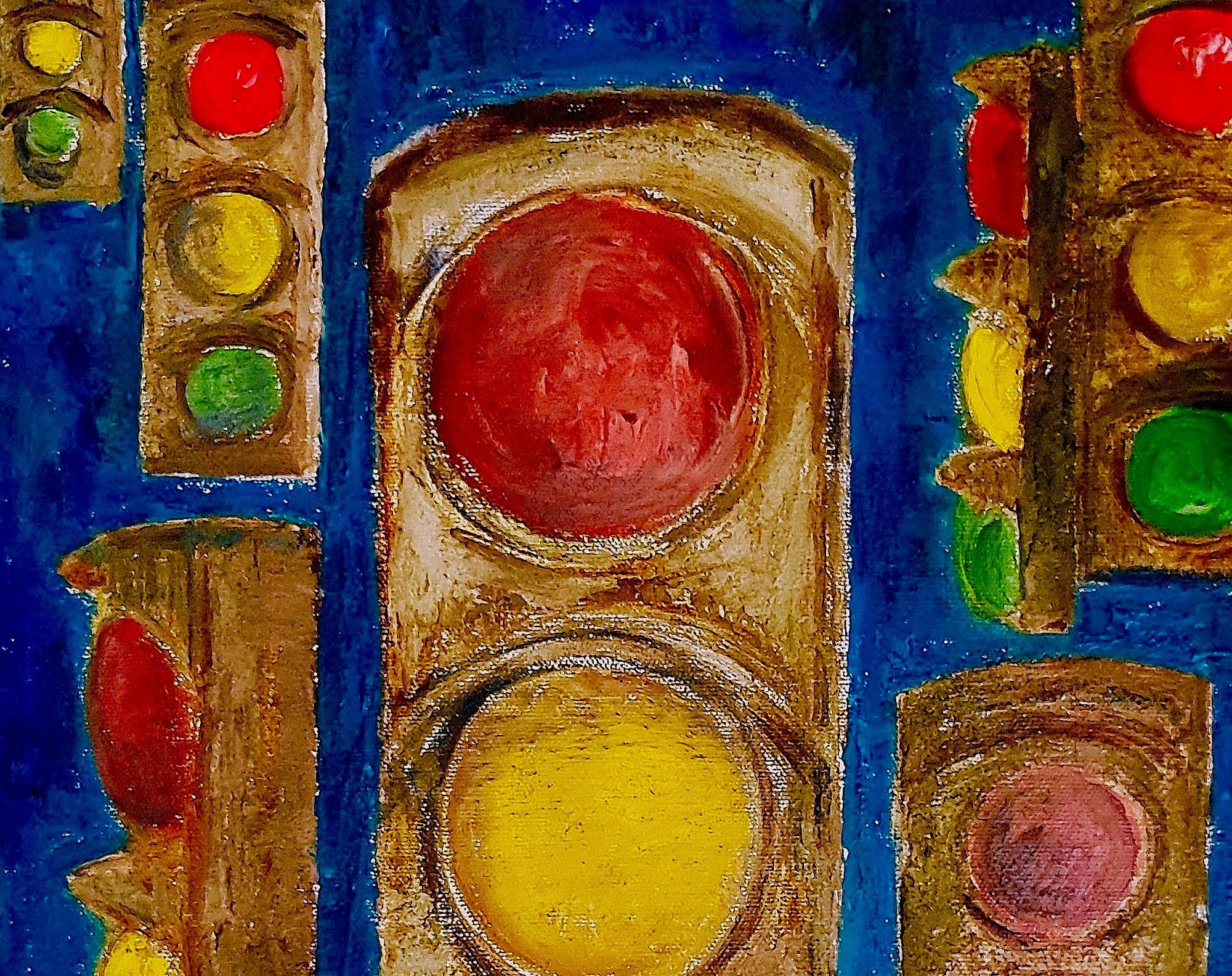 MAMI /  JAZZ MOOD, The traffic lights /  Images et Poésie (1)