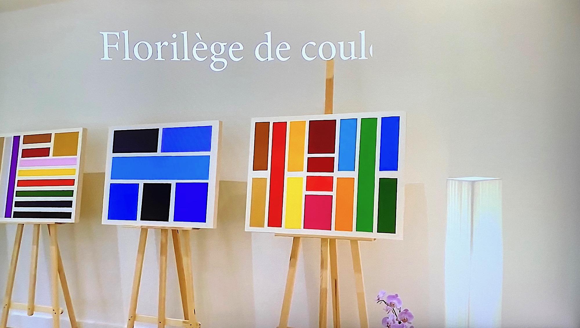 MAMI / Images et Poésie, Florilège de couleurs ( Vidéo)