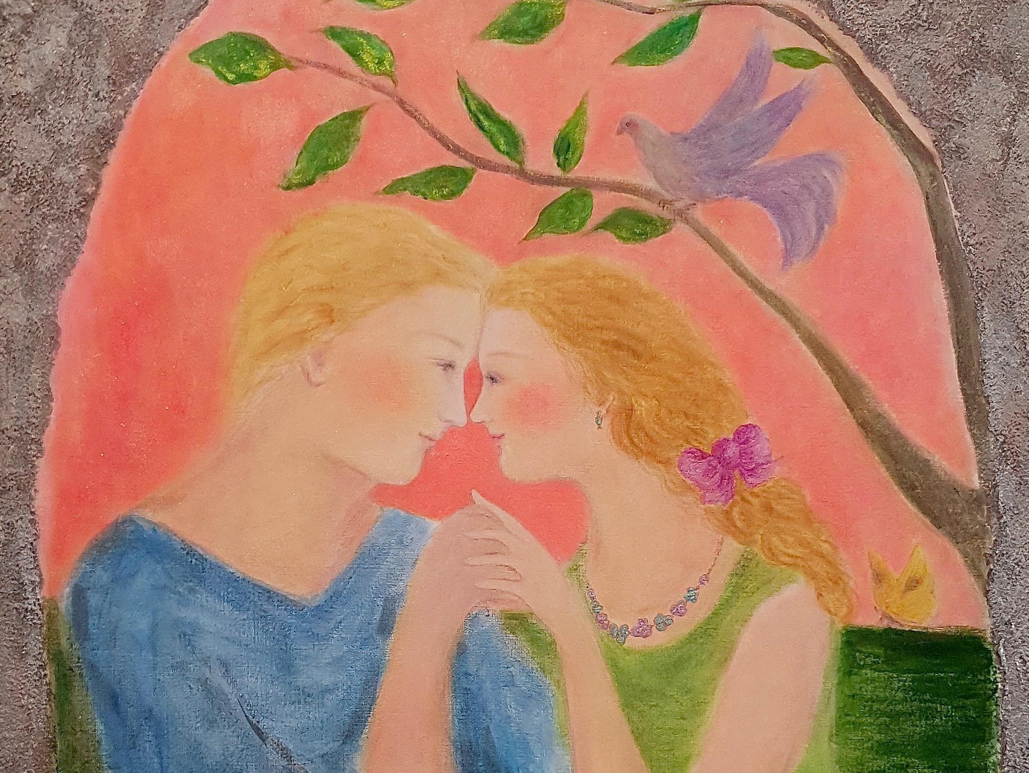 MAMI: Images et Poésie, Ils s'aiment