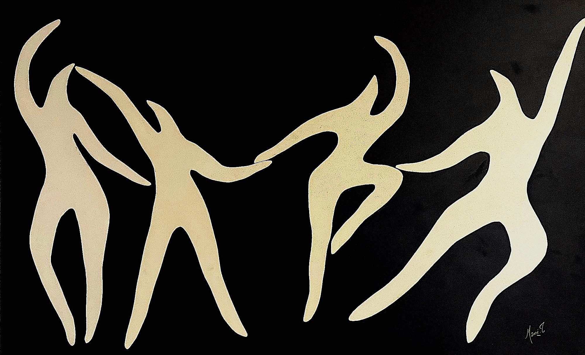 MAMI /  iMAGES ET Poésie, Etoiles Dansantes