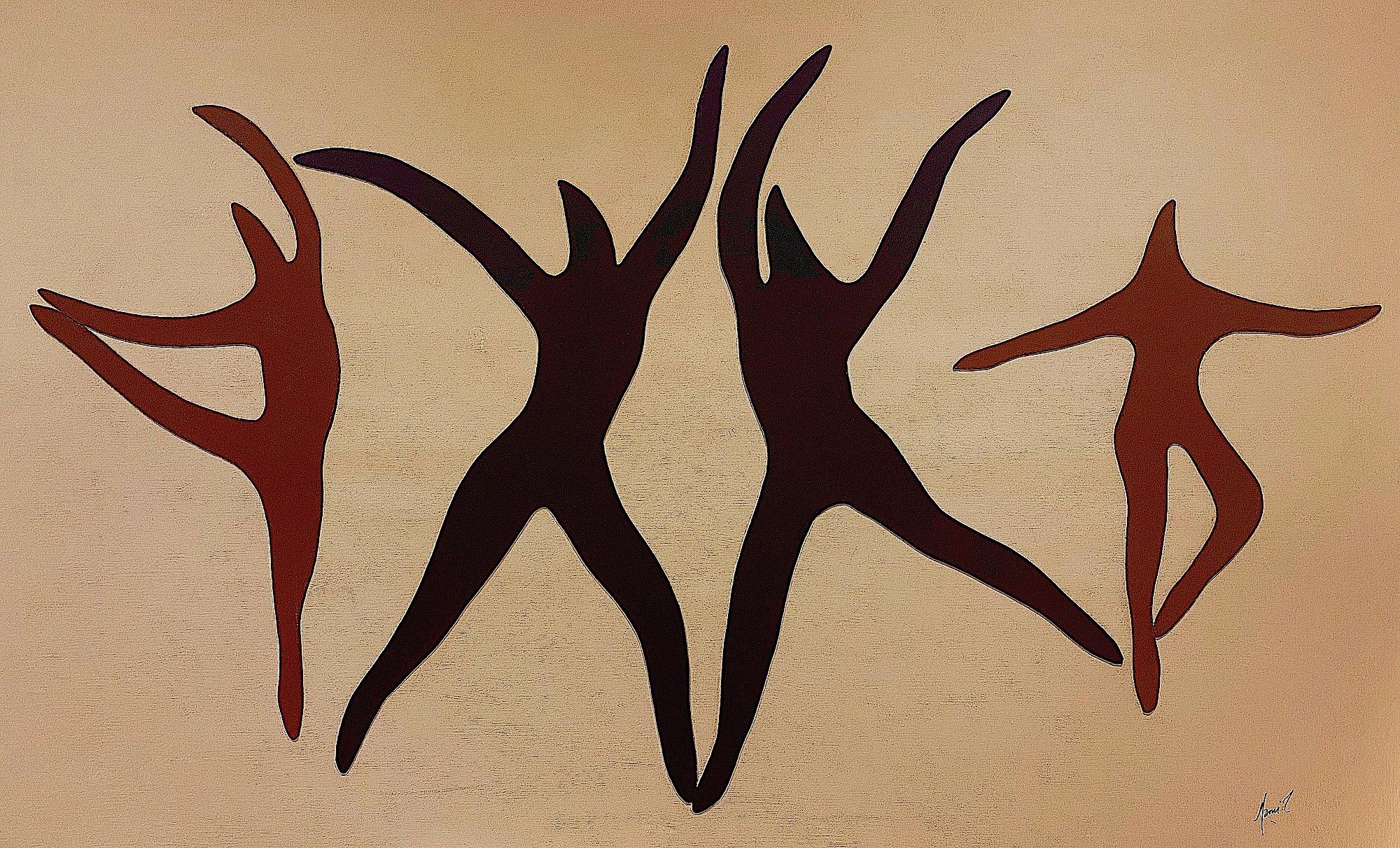 MAMI / Images et Poésie, Etoilles Dansantes