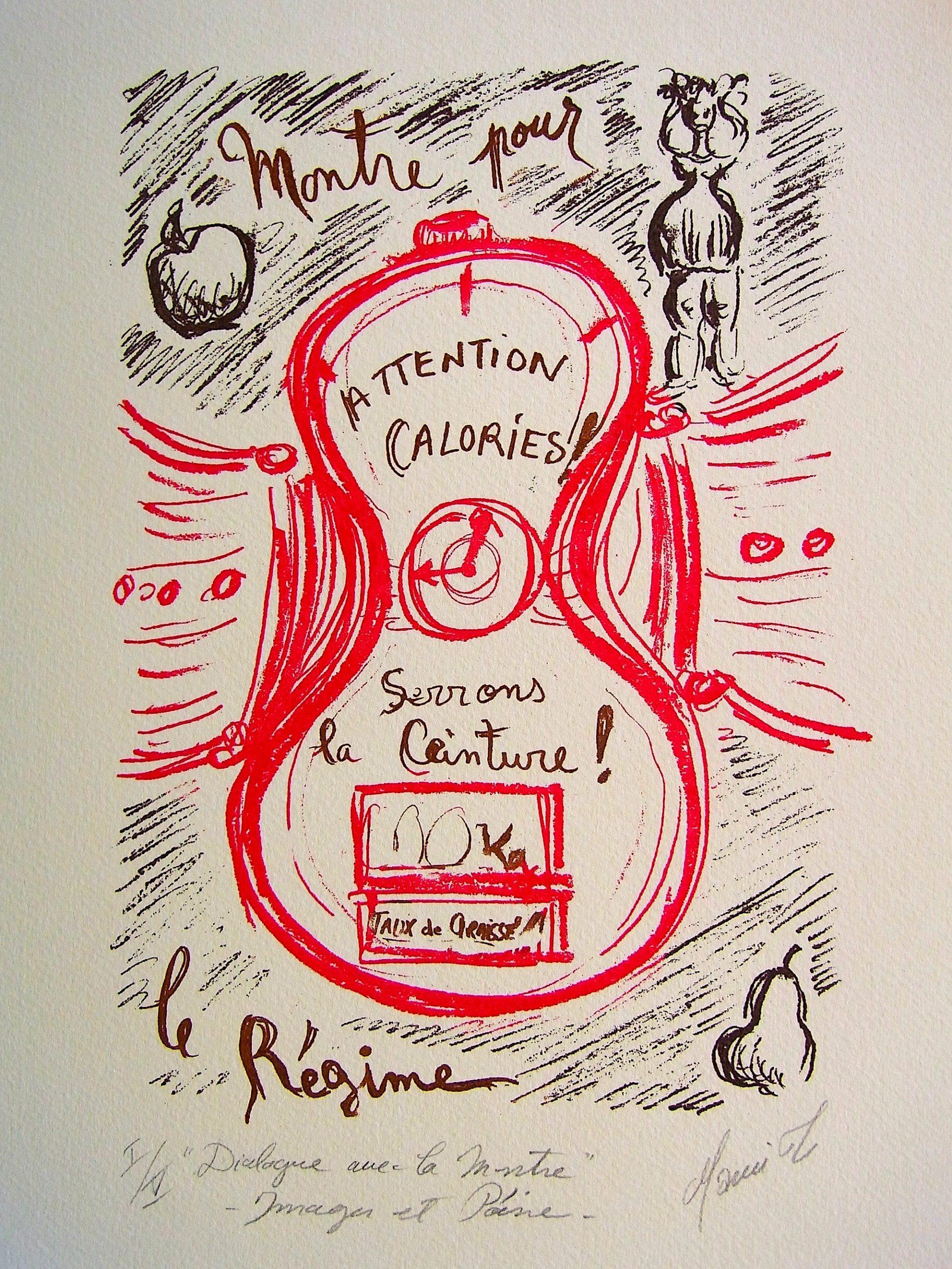 MAMI / Images et Poésie, Dialogue avec la Montre