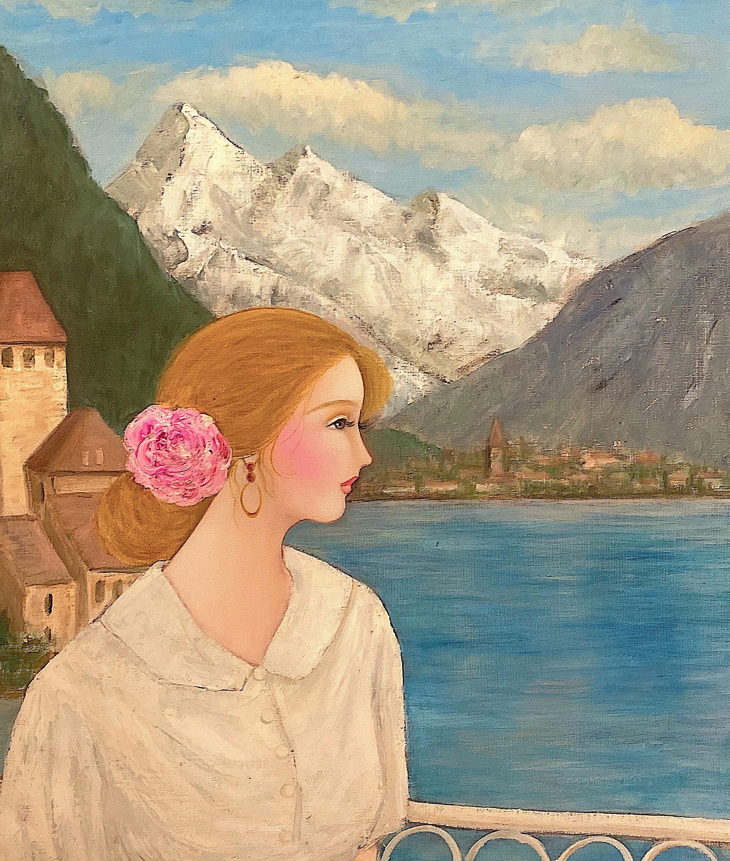MAMI. / Images et Poésie, Douceur Evanescente à l'Infini comme l'Air que l'on respire