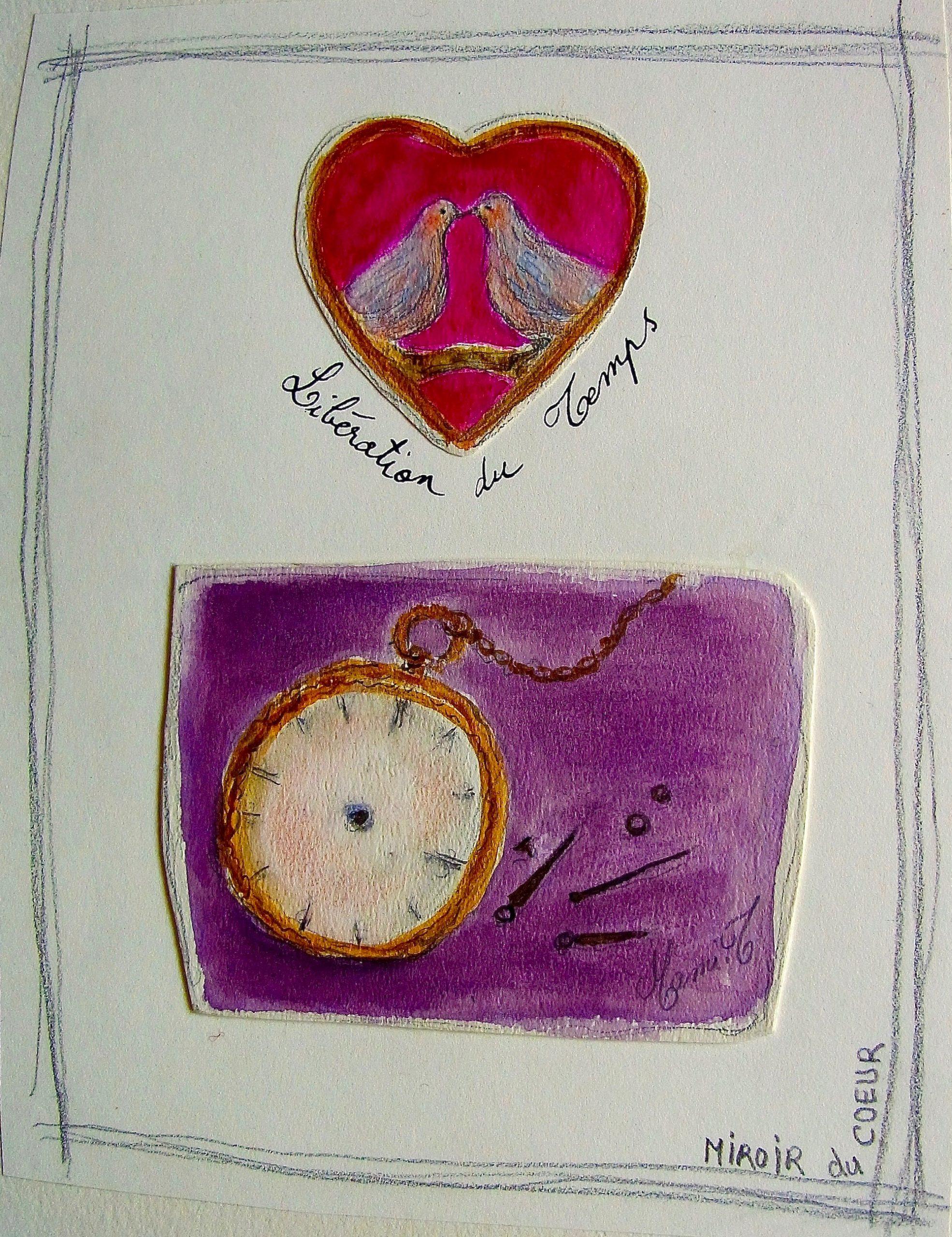 MAMI / Images et Poésie, Miroir du Coeur