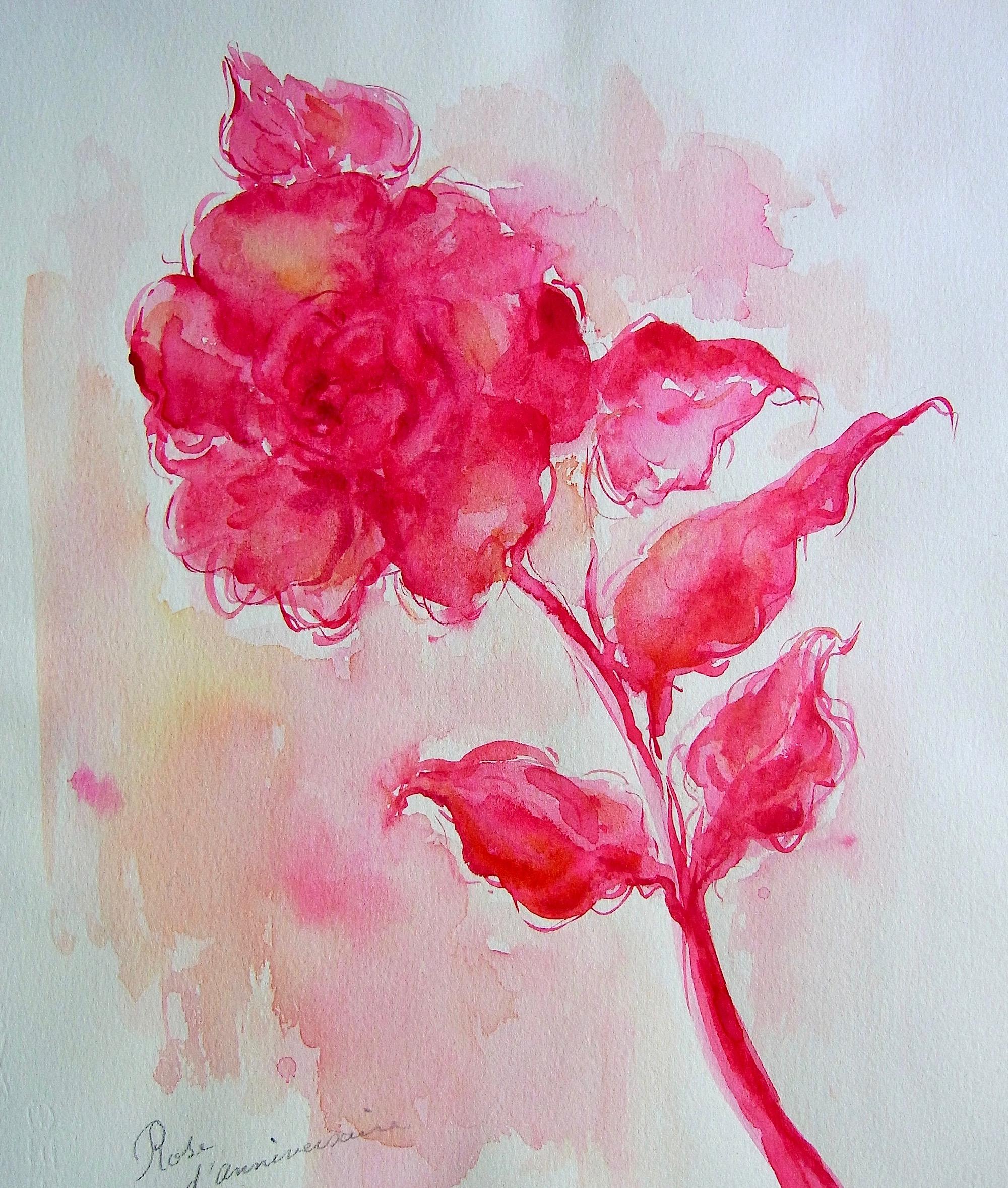 MAMI/ Images et Poésie, Roses Collection
