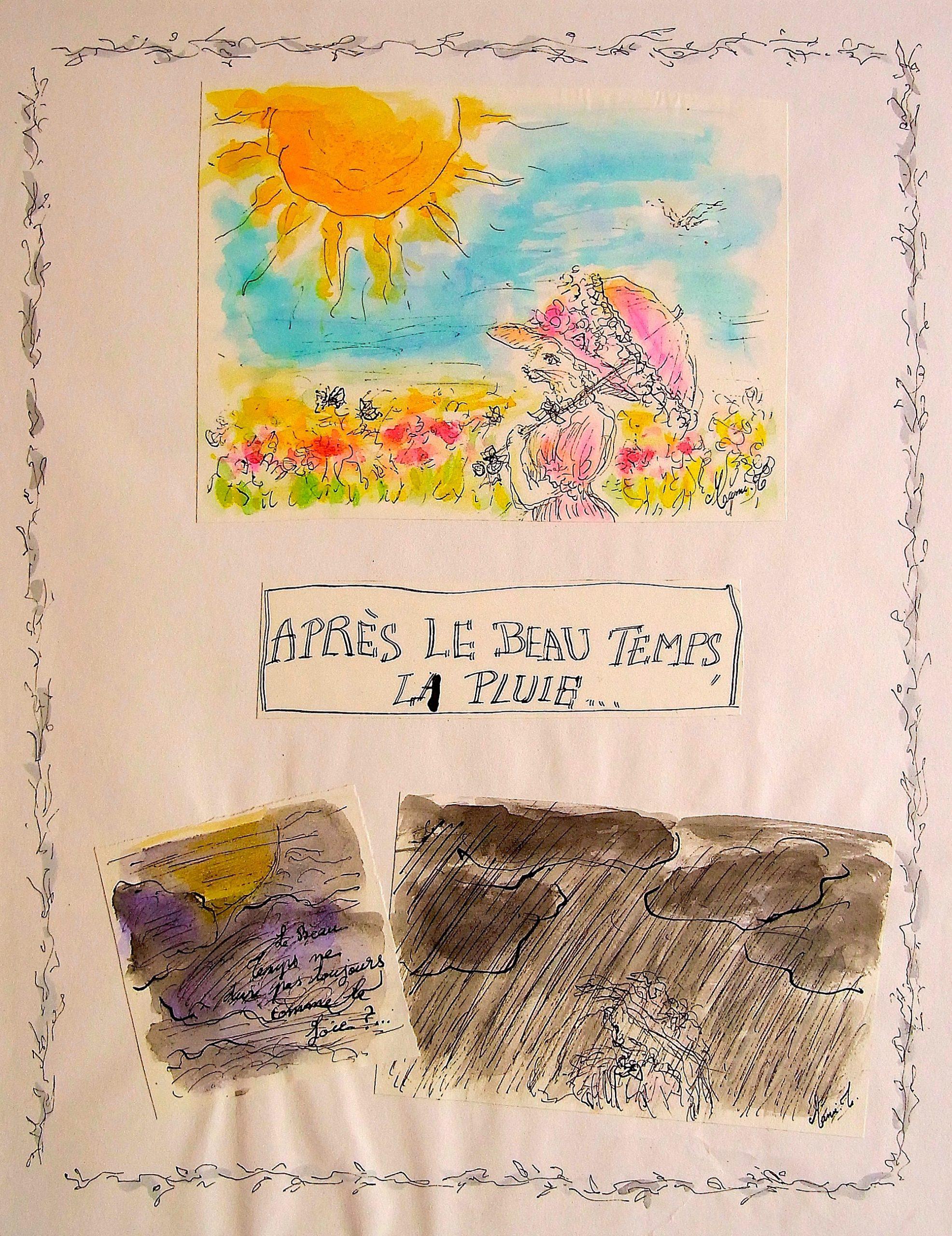 MAMI / Images et Poésie, Mini-Fables