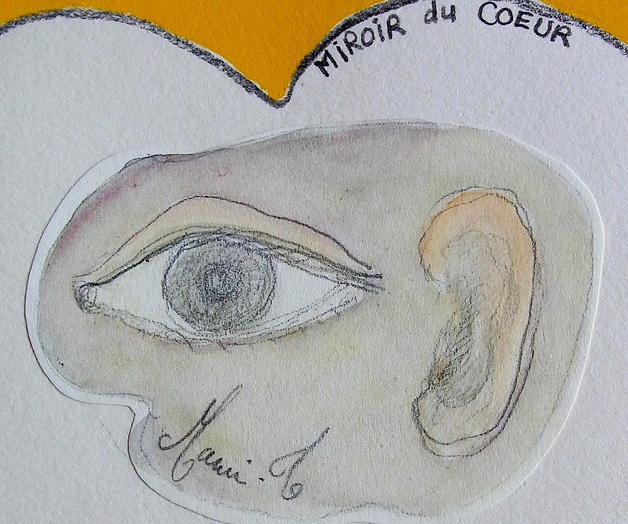 MAMI/ Images et Poésie, Miroir du Coeur