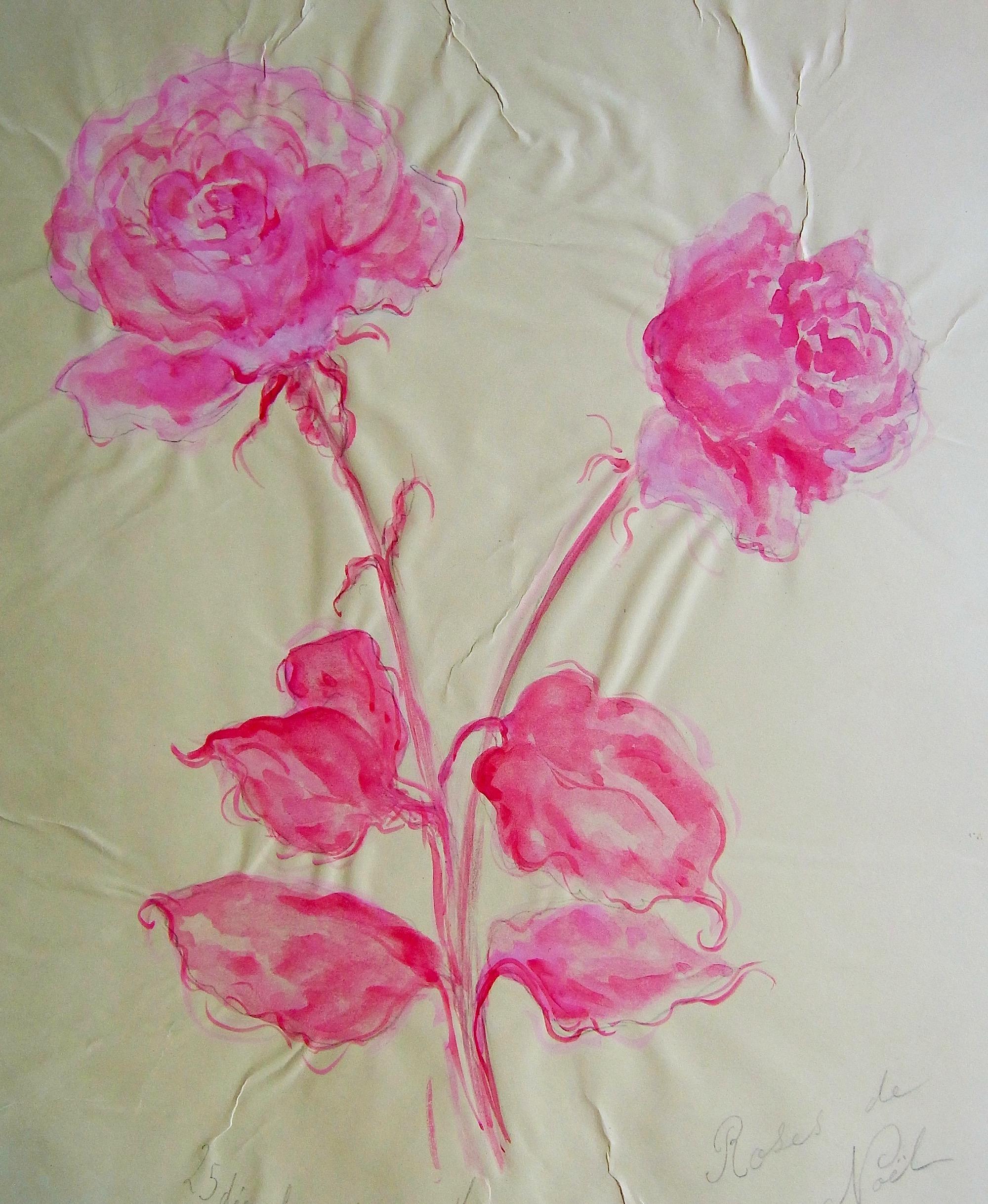 MAMI / Images et Poésie, Roses Collection