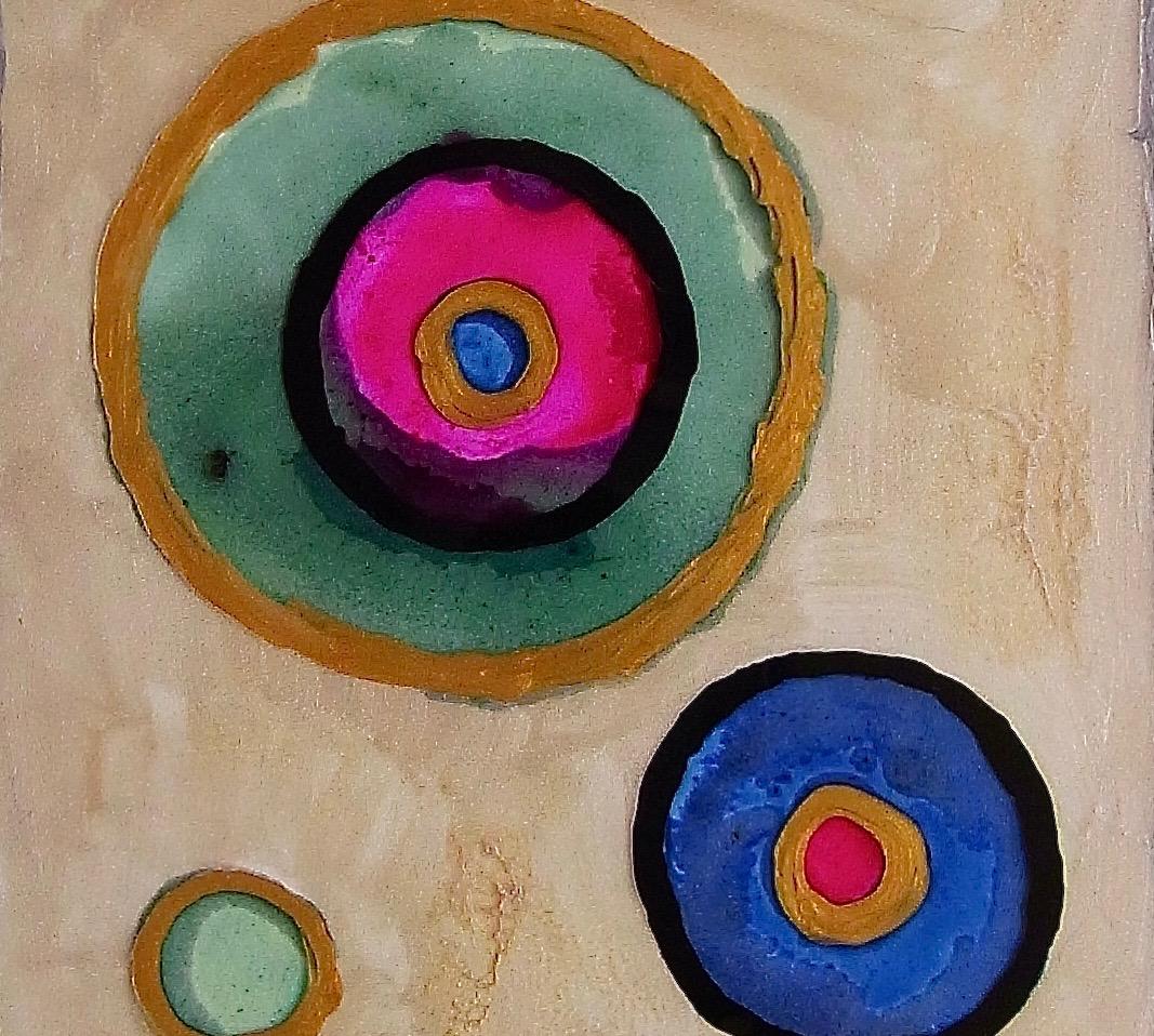 MAMI/ Images et Poésie, Ils font des Cercles