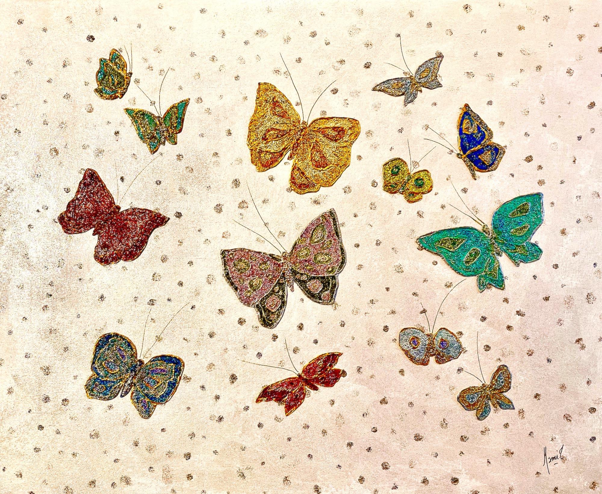 MAMI / Images. et Poésie, Air Papillon