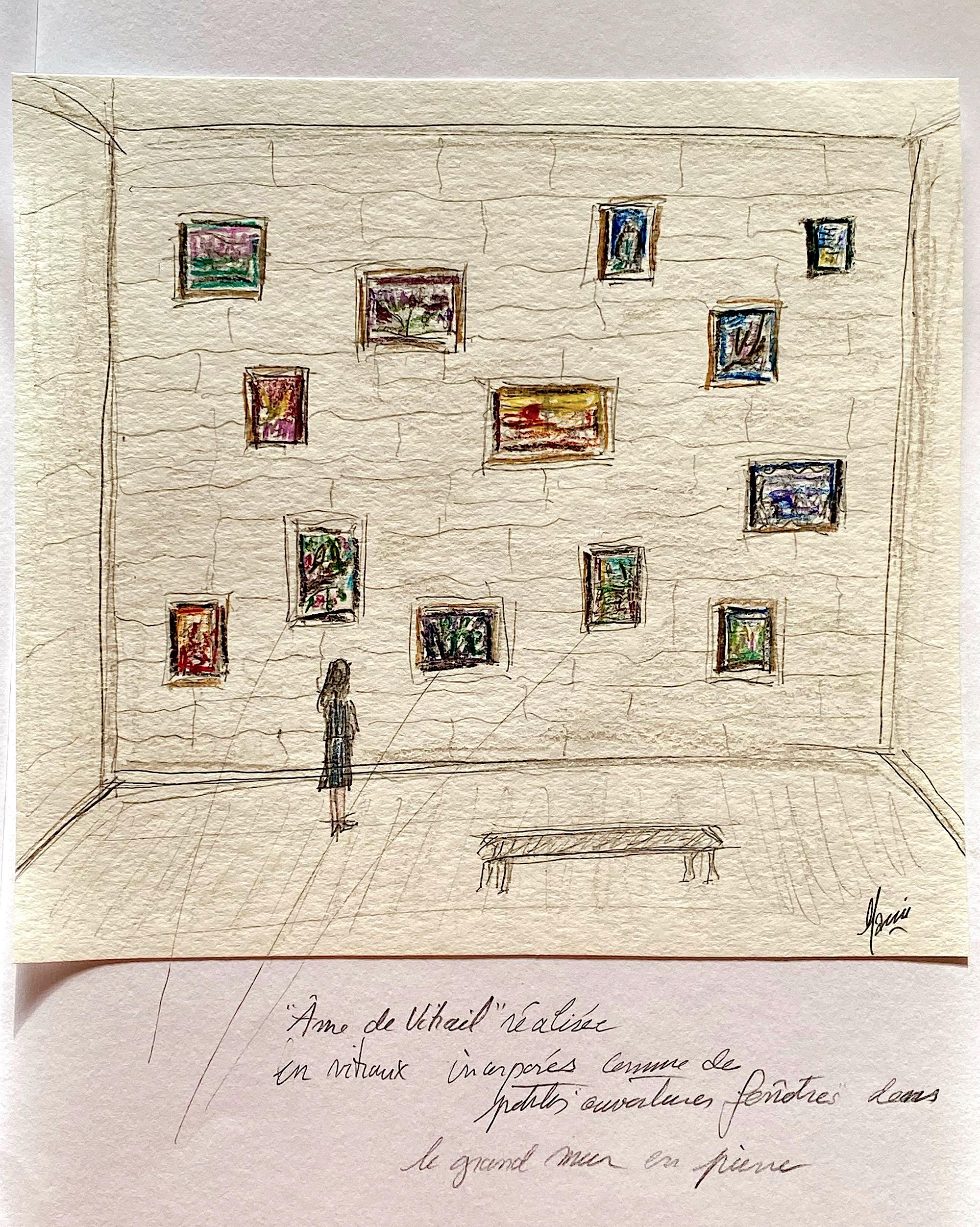 MAMI /:Images et Poésie, Cahier de mes rêves