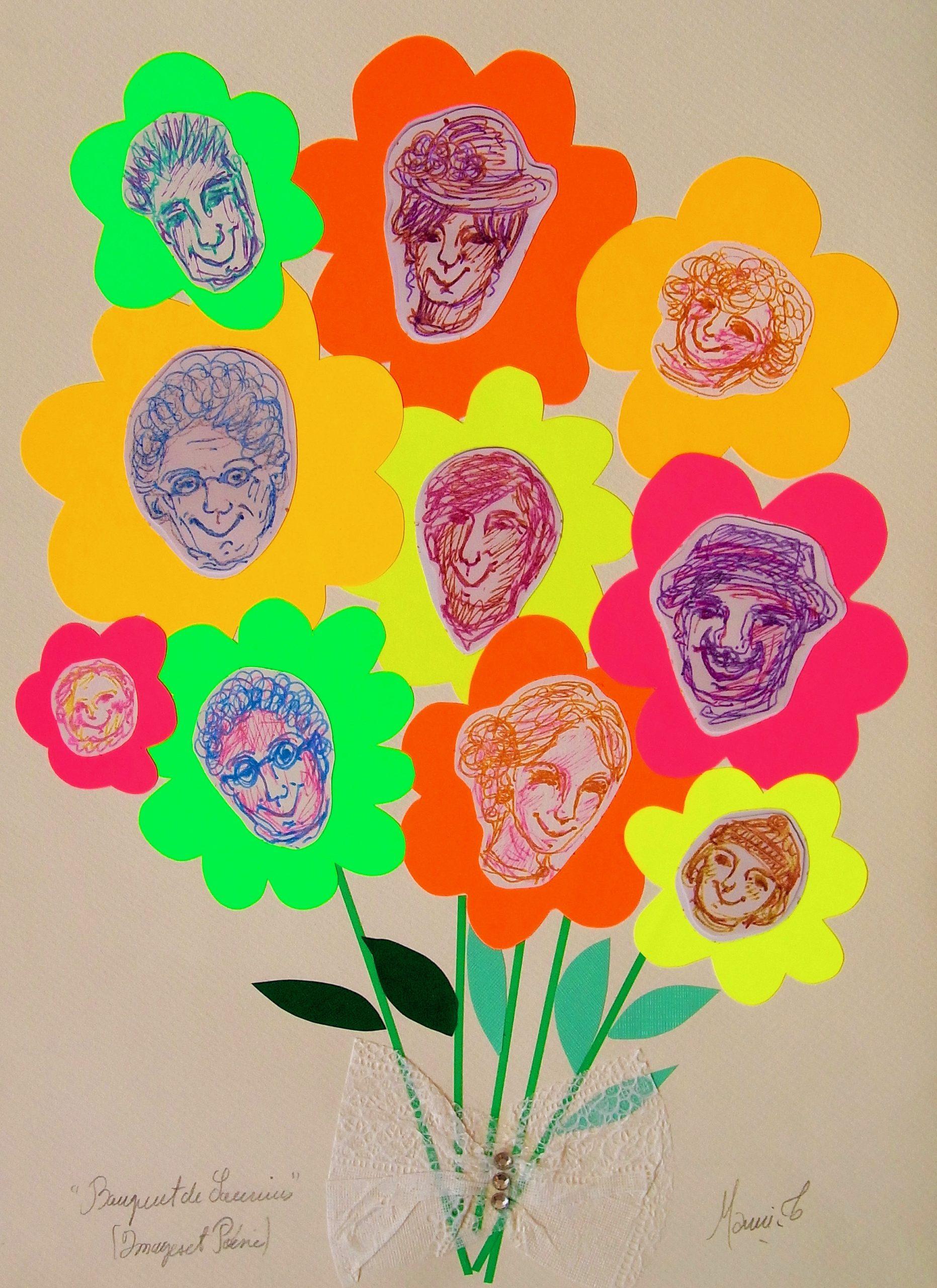 MAMI/ Images et Poésie, Bouquet de Sourires