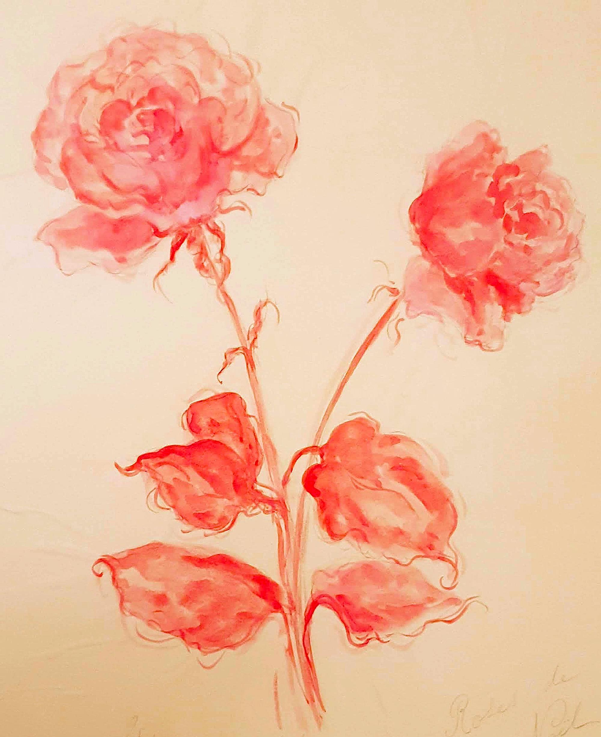 MAMI. /  Images et Poésie, Roses Collection