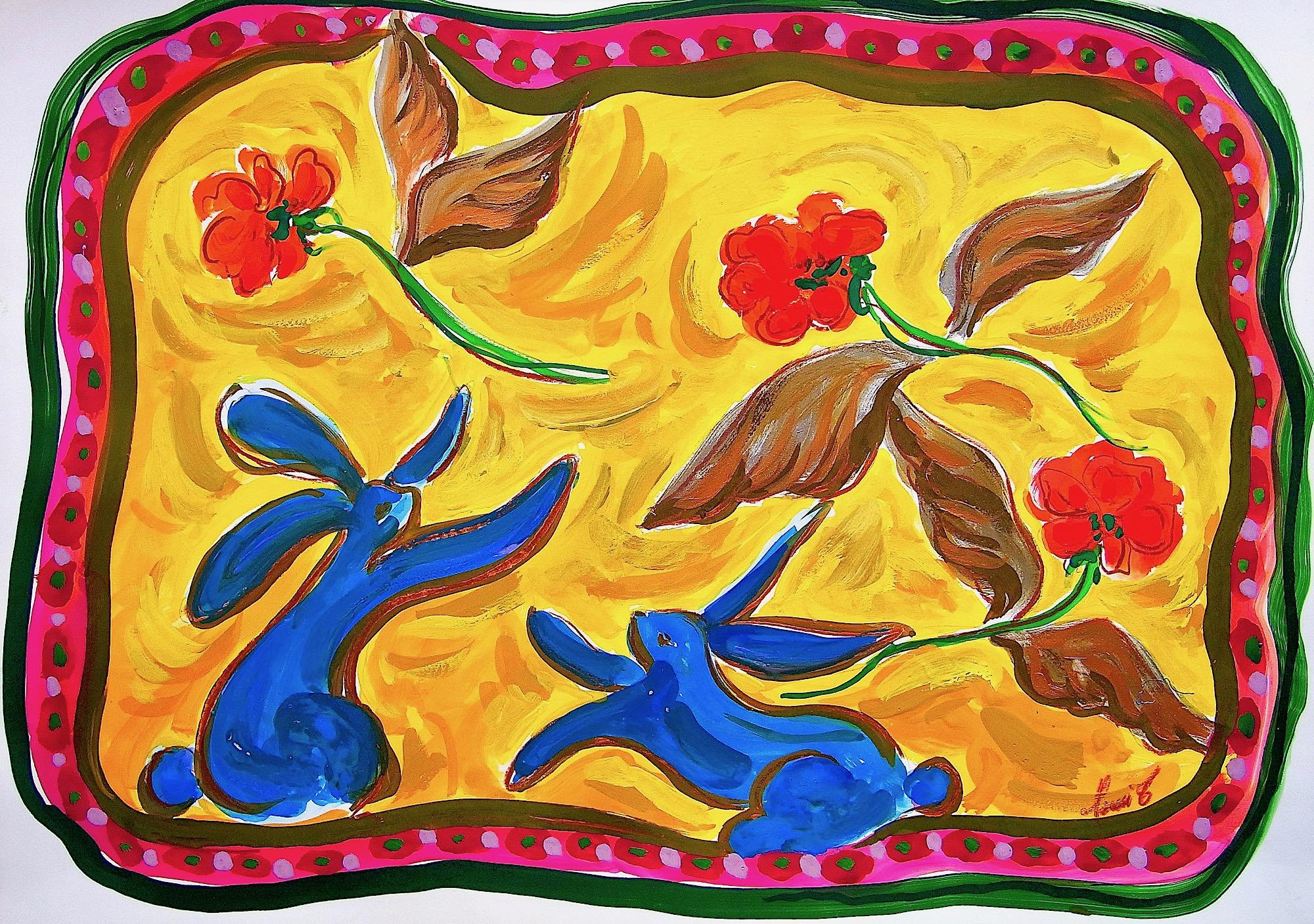 MAMI / Images et Poésie, Quand les Fleurs deviennent Anges