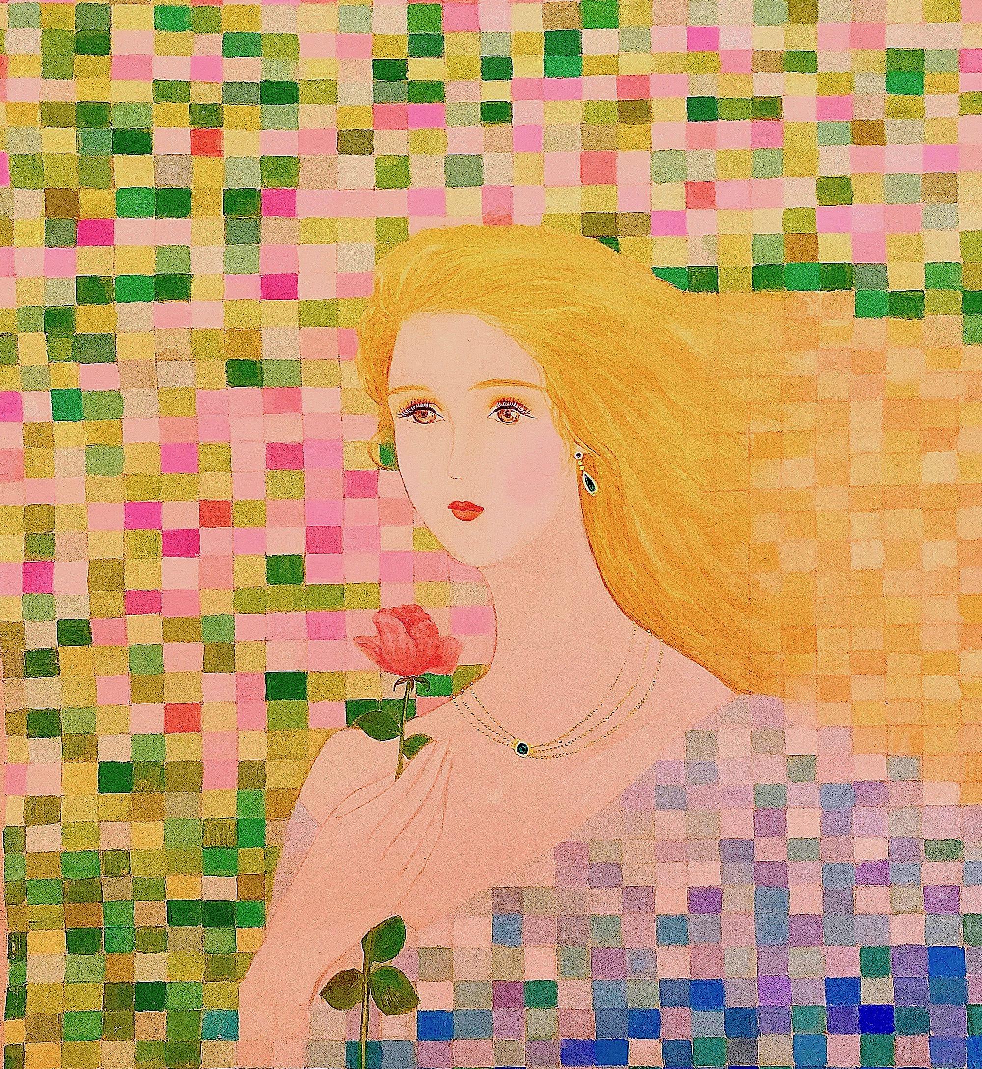 MAMI /. Images et Poésie, Douceur évanescente à l'Infini comme l'Air que l'on respire