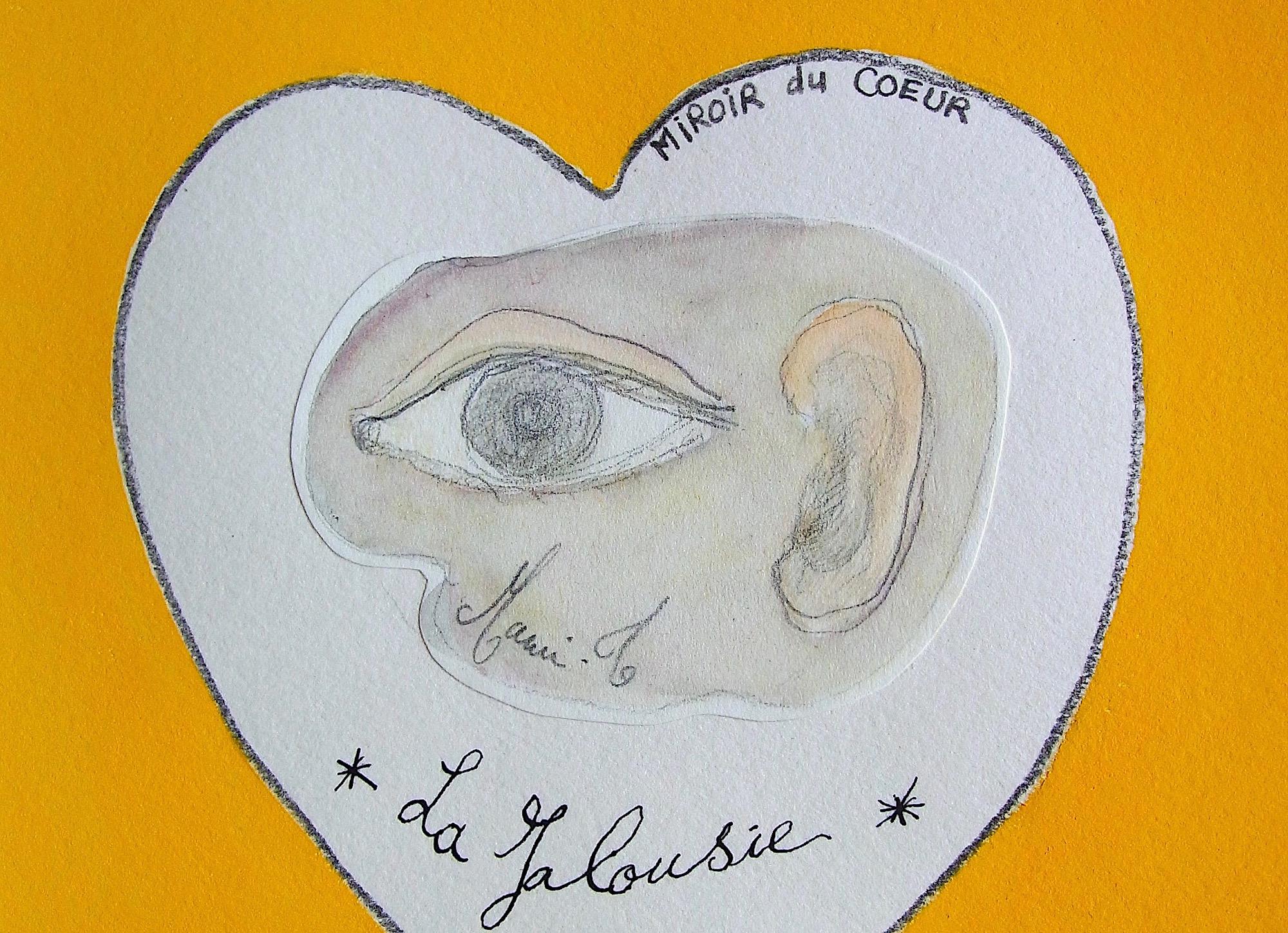 MAMI / Images et Poésie, La Jalousie (Miroir du Coeur)