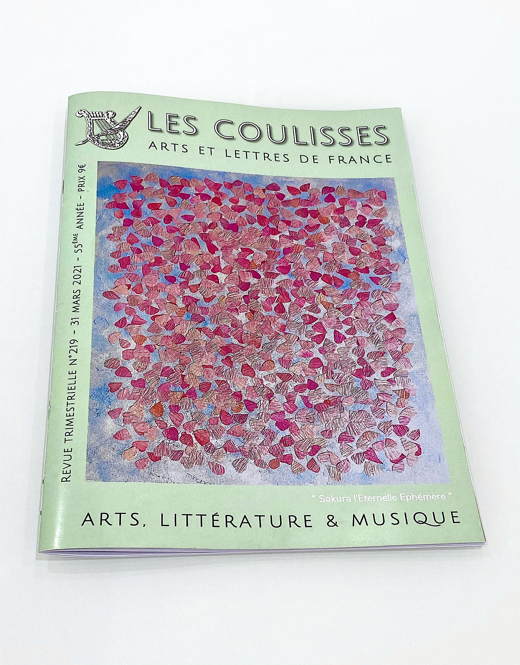 """MAMI / NEWS """"Les Coulisses"""" N219"""