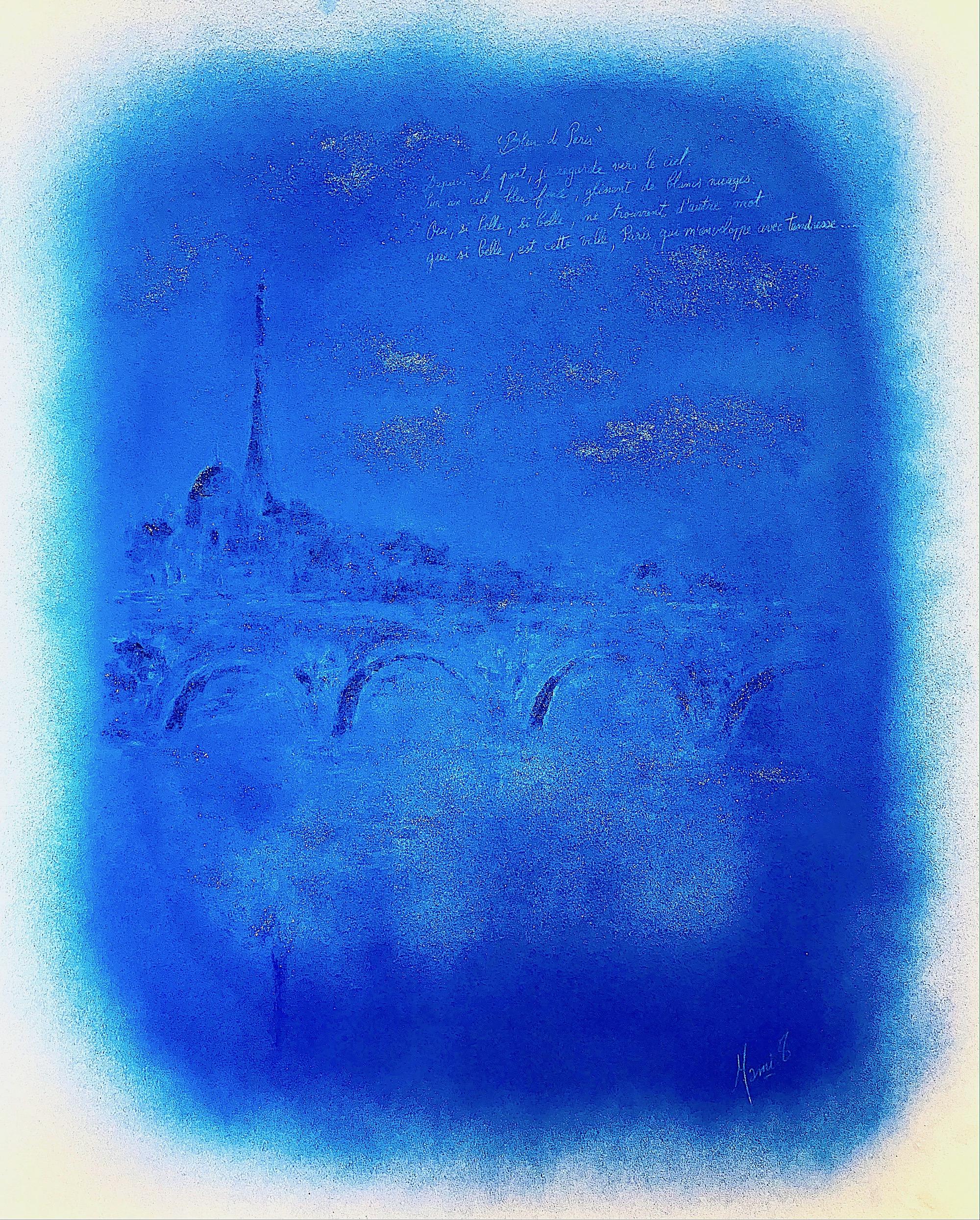 MAMI / Images et Poésie, Bleu de Paris